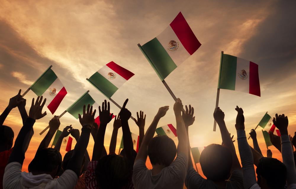15 de Septiembre, Dia de la Independencia de México.